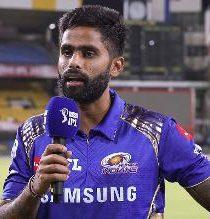 Suryakumar Yadav Cricketer (Batsman)