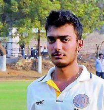 Tanmay Agarwal Cricketer (Left-handed batsman)