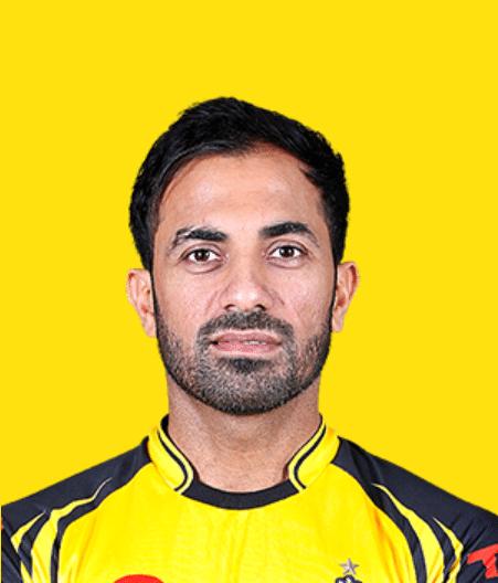 Wahab Riaz Pakistani Cricketer (Fast Bowler)