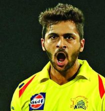 Shardul Narendra Thakur Cricketer (Bowler)