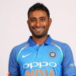 Ambati Rayudu Indian Cricketer (Batsman)