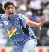 Ashish Diwan Singh Nehra Cricketer (Fast-medium bowler)