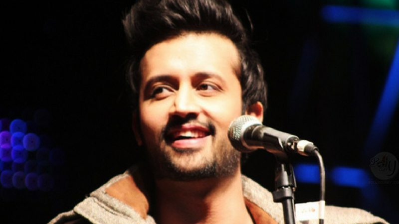 Atif Aslam Pakistani Singer, Songwriter, Actor