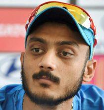 Akshar Rajeshbhai Patel Cricketer (Bowler)