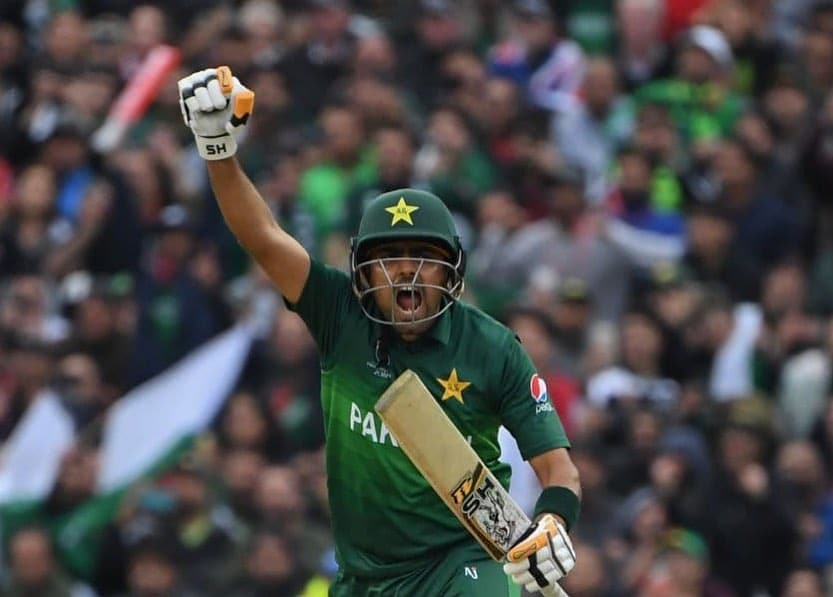Babar Azam Pakistani Cricketer