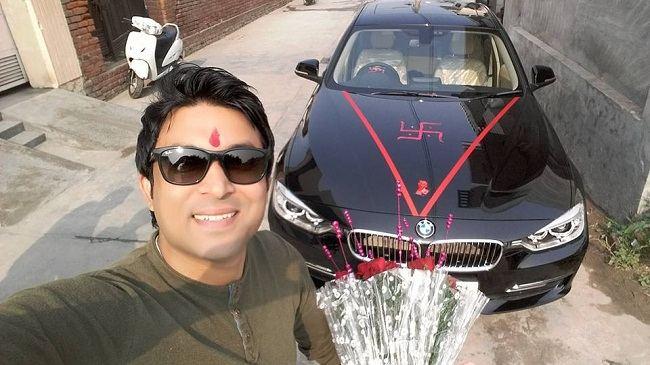 Chandan Prabhakar Indian Stand-up Comedian, Actor