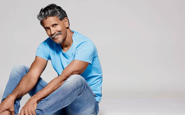 Milind Soman Indian Supermodel, Actor, Film Producer & Fitness Promoter