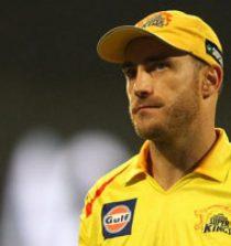 Francois du Plessis Cricketer (Batsman)