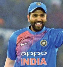 Rohit Gurunath Sharma Cricketer (Batsman)
