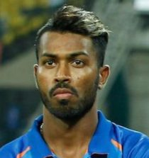 Hardik Pandya Cricketer (All Rounder