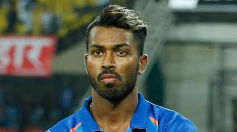 Hardik Pandya Indian Cricketer (All Rounder