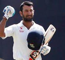 Cheteshwar Arvind Pujara Cricketer (Batsman)