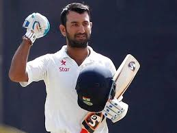 Cheteshwar Arvind Pujara Indian Cricketer (Batsman)