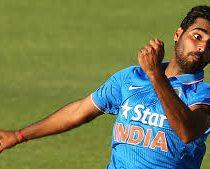 Bhuvneshwar Kumar Singh Cricketer