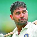 Murali Vijay Indian Cricketer (Batsman)