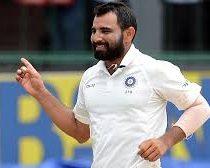 Mohammed Shami Cricketer (Bowler)