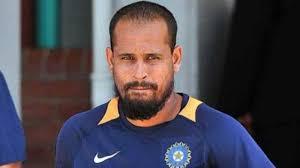 Yusuf Khan Pathan Indian Cricketer (Batsman)