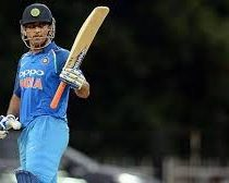 MS Dhoni Cricketer (Batsman & Wicket-keeper)