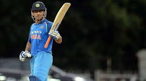 MS Dhoni Indian Cricketer (Batsman & Wicket-keeper)