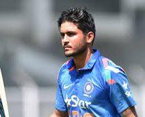 Manish Krishnanand Pandey Cricketer (Batsman)