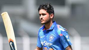 Manish Krishnanand Pandey Indian Cricketer (Batsman)