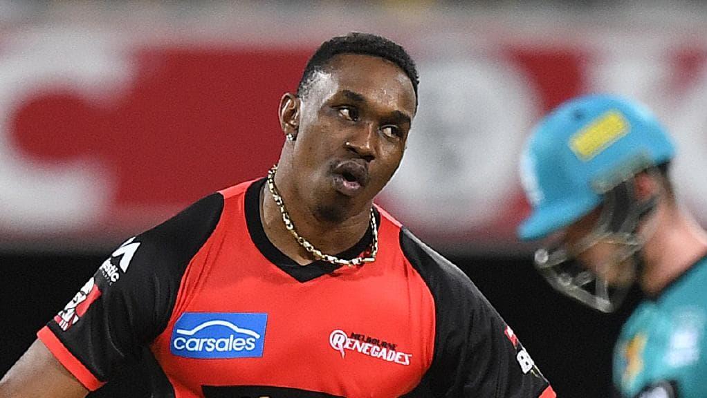 Dwayne John Bravo Trinidadian or Tobagonian Cricketer (All Rounder)