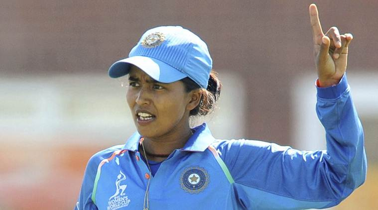 Ekta Bisht Indian Women Cricketer (Batsman)