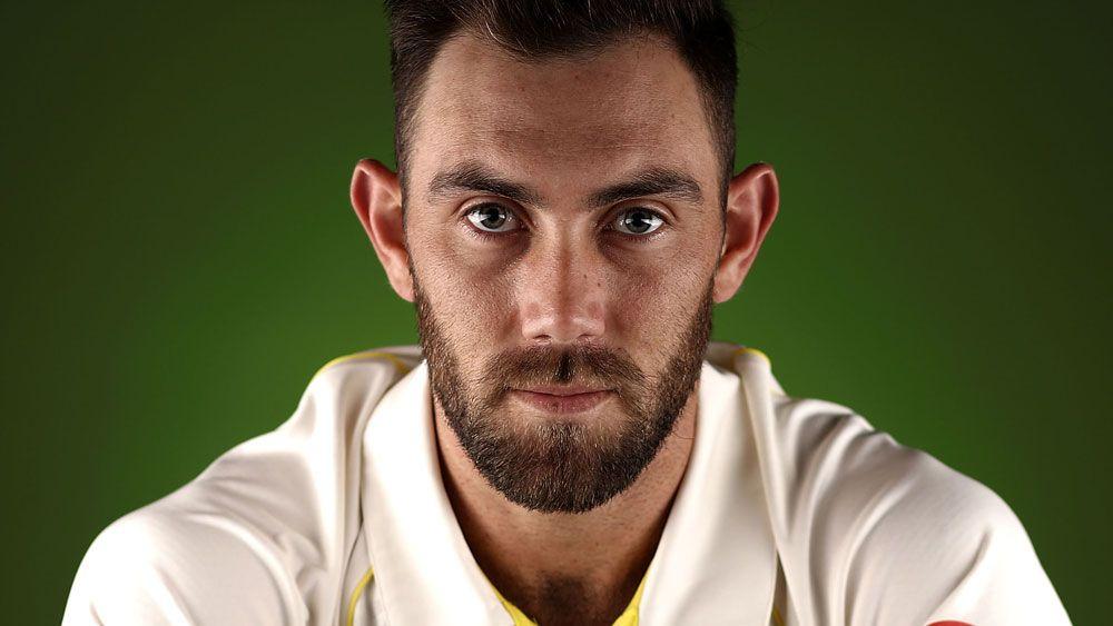 Glenn James Maxwell Australian Cricketer (Batsman)