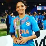 Harmanpreet Kaur Bhullar Indian Cricketer (Batsman)
