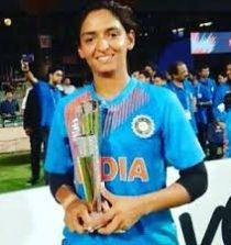 Harmanpreet Kaur Bhullar Cricketer (Batsman)