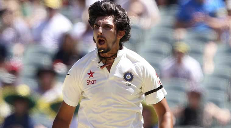 Ishant Vijay Sharma Indian Cricketer