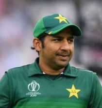 Sarfraz Ahmed Cricketer (Batsman, Wicket-keeper)