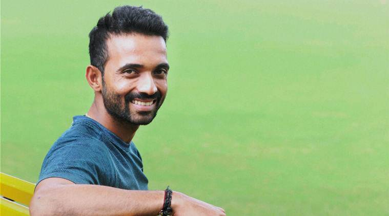 Ajinkya Madhukar Rahane Indian Cricketer