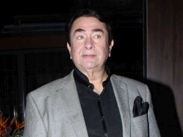 Randhir Kapoor Indian Actor, Director, Producer
