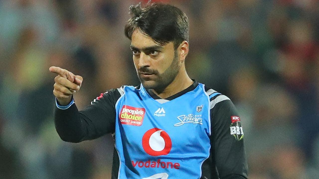 Rashid Khan Afghanistani Cricketer (Bowler)