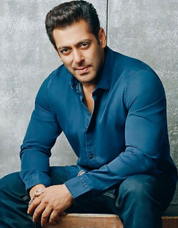 Salman Khan Indian Actor Producer Television Host