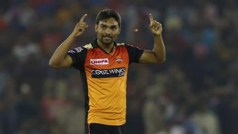 Sandeep Sharma Indian Cricketer (Bowler)
