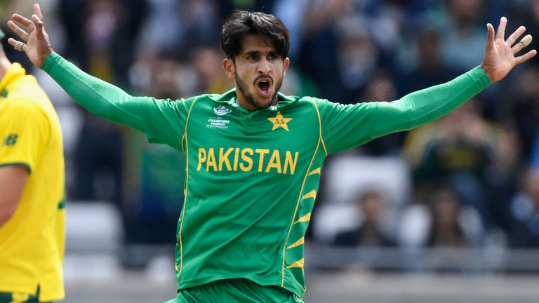 Hasan Ali Pakistani Cricketer (Bowler)