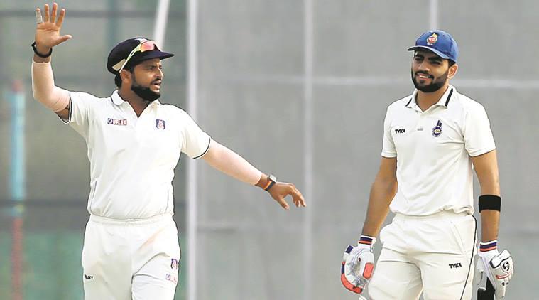 Dhruv Ranjan Shorey Indian Cricketer