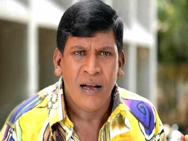 Vadivelu Indian Actor, Comedian, Playback Singer