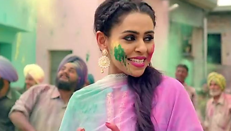 Jenny Johal Indian Singer, Model