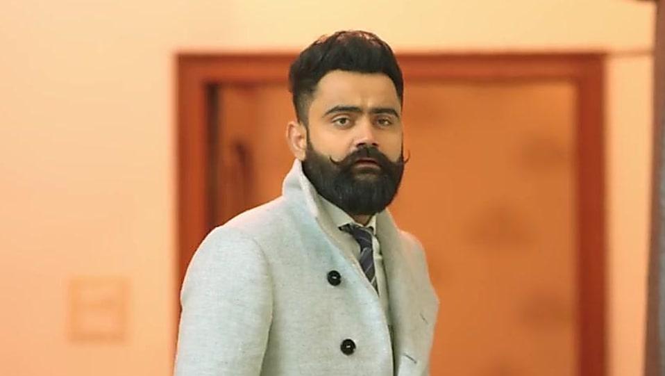 Amrit Maan Indian Singer, Lyricist, Actor