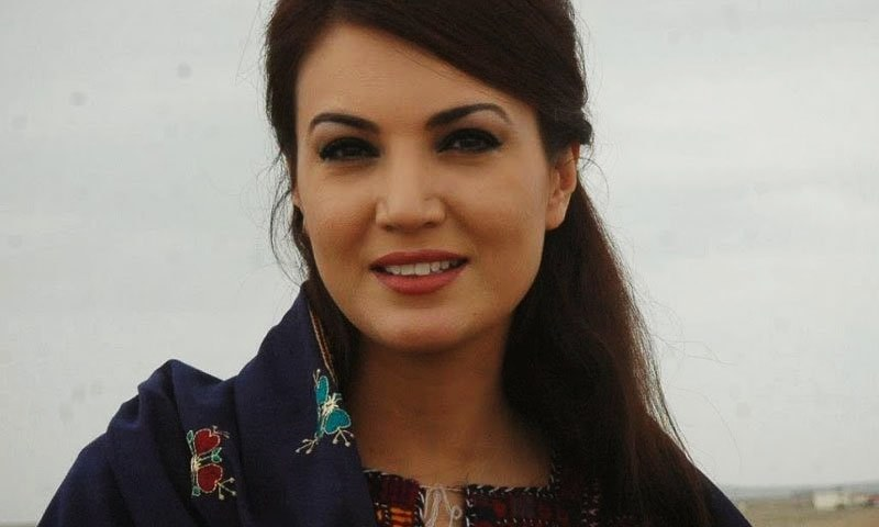 Reham Khan Pakistani Journalist, Producer, News Anchor