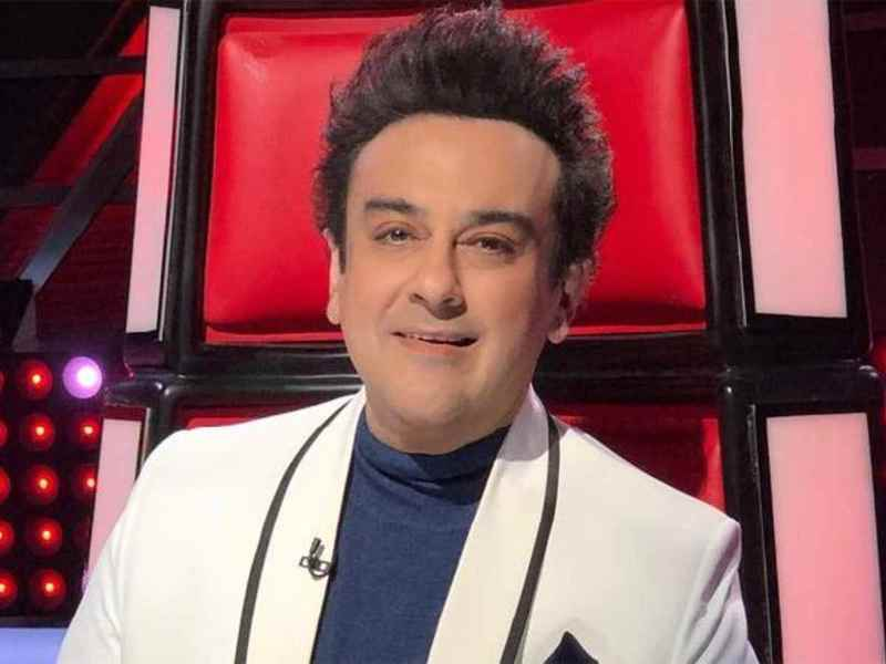 Adnan Sami Indian Singer, Musician, Music Composer, Actor