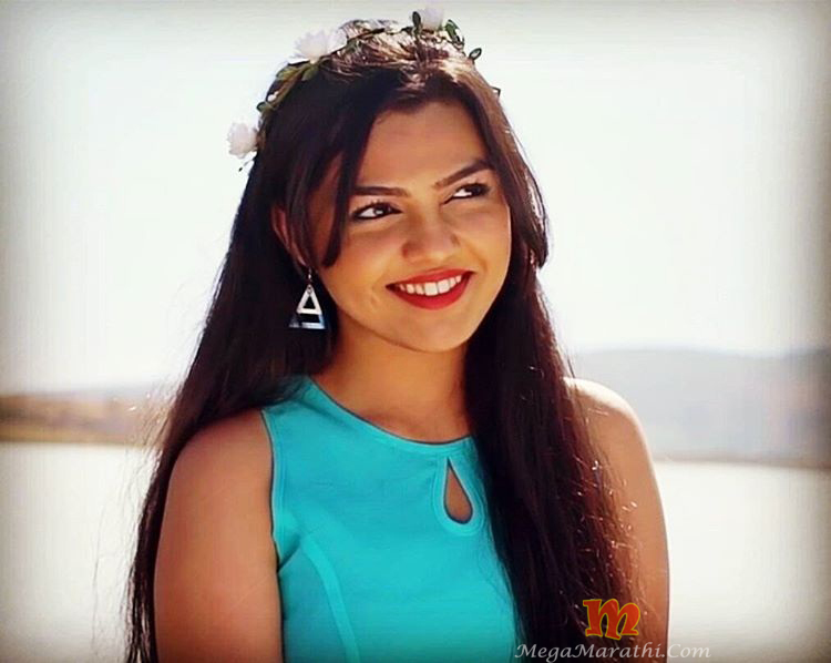 Aarya Ambekar Cute out in sunshine