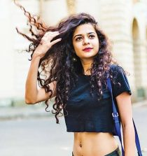 Mithila Palkar Actress