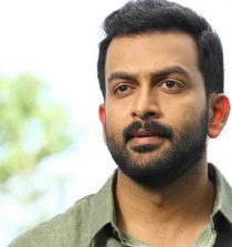 Prithviraj Sukumaran Actor, Playback Singer, Producer