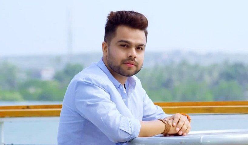 Punjabi singer Akhil 817x480