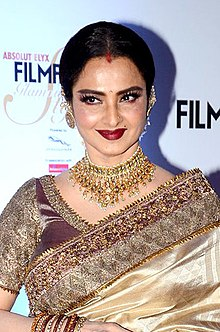 Rekha Indian Actress