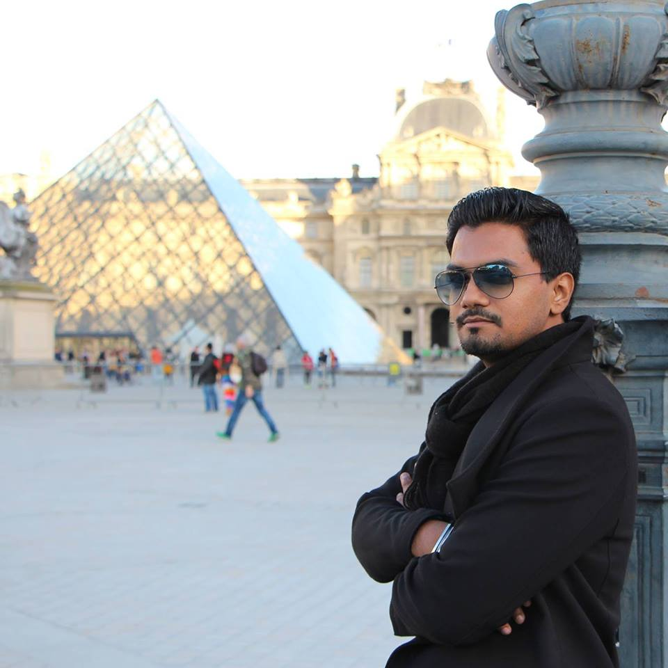 Jayant Jaiswal Indian Supervising Producer